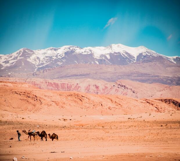 плануване на Мароко екскурзии