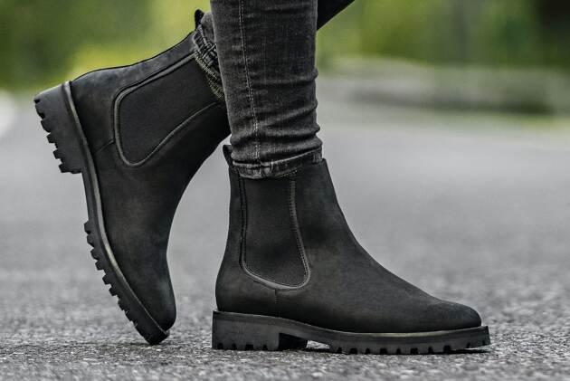 дамски обувки според характера