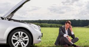 Как трябва да реагират шофьорите при внезапна повреда на колата на пътя